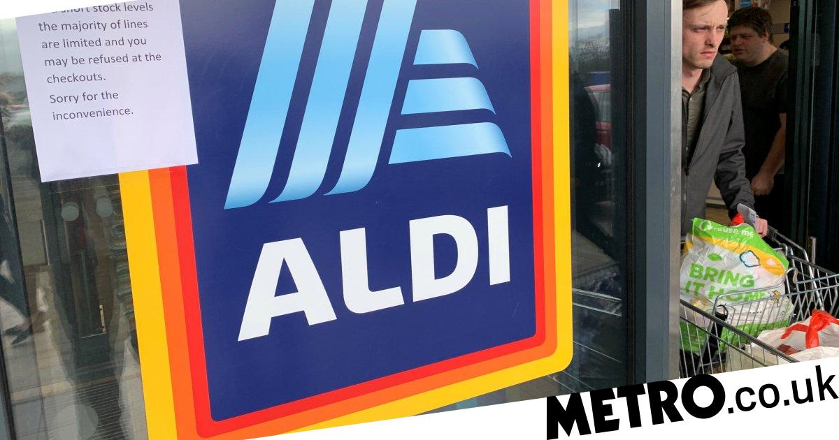Aldi introduces priority shopping for emergency workers