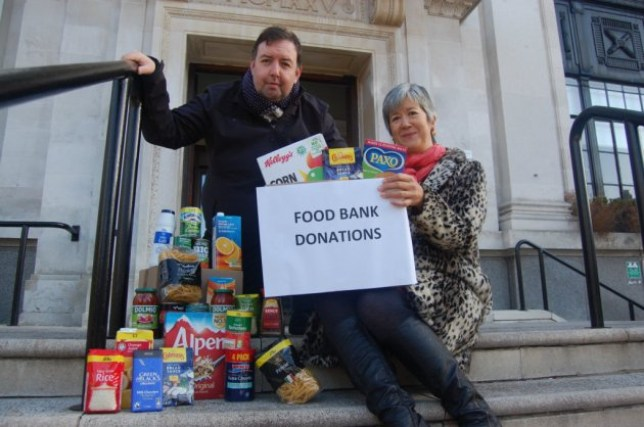 Coronavirus: Islington Food Bank set to close due to dwindling donations and risk of passing on Covid-19