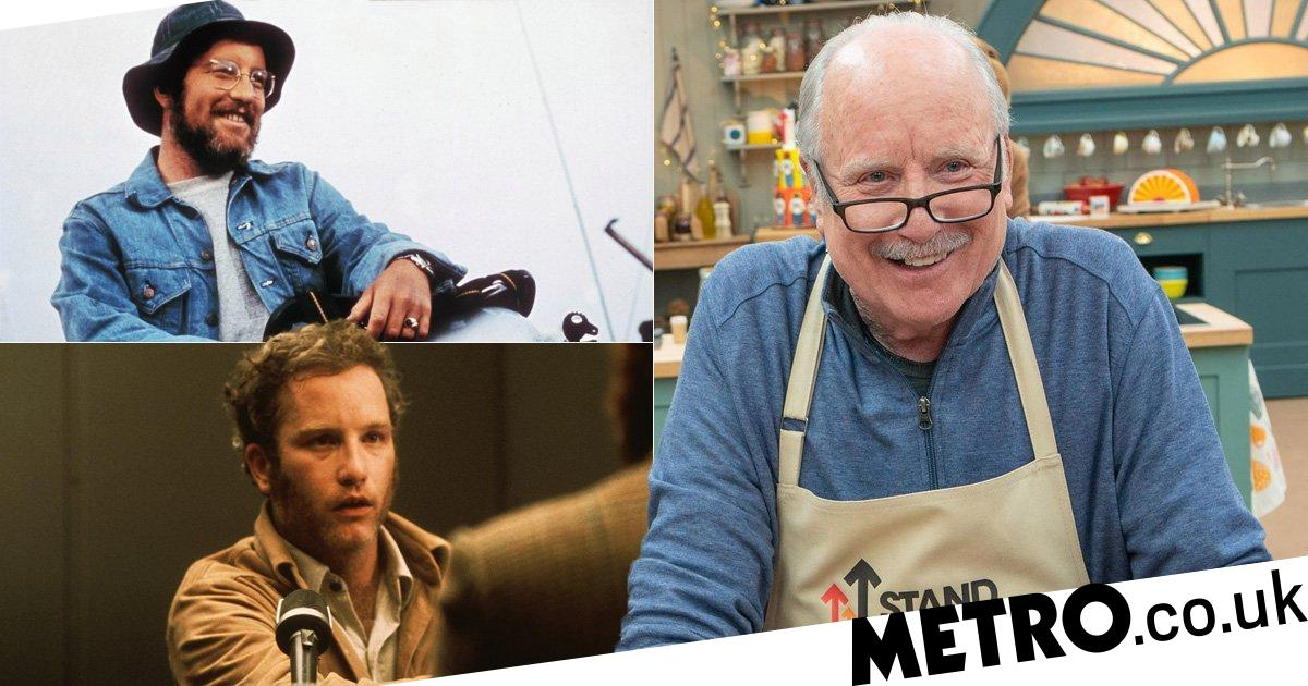 Celebrity Bake Off What Films Has Richard Dreyfuss Been In Metro News