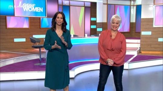 Loose Women panel down to three as Gloria Hunniford self-isolates Picture: ITV/ Loose Women METROGRAB
