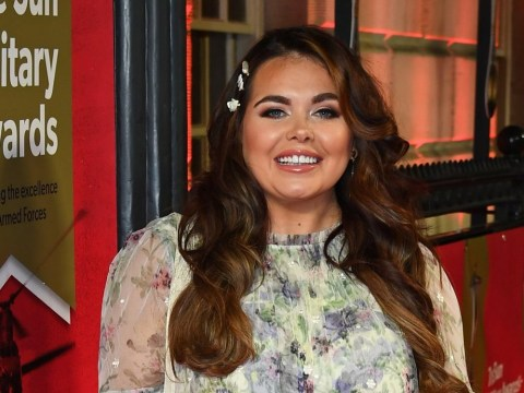 Scarlett Moffatt 'deliberately put on weight' following notorious fitness DVD to 'rebel' against industry