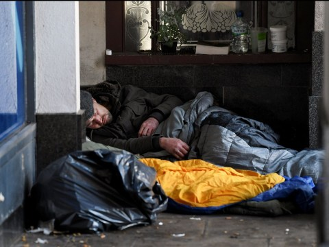 Rough sleepers will be housed in London hotels to protect them from coronavirus