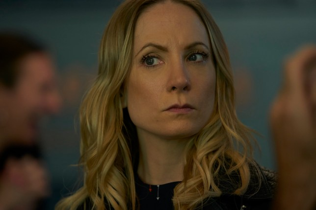 TWO BROTHERS PICTURES FOR ITV LIAR SERIES 2 EPISODE 4 Pictured JOANNE FROGGATT as Laura Nielson. This image is the copyright of Itv and is only to be used in relation to Liar series 2.