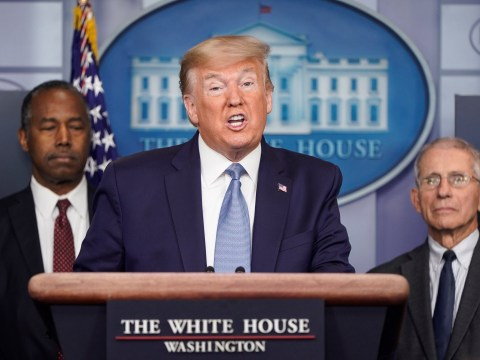 Donald Trump blasts 'secretive' China for not giving US 'advance warning' about coronavirus