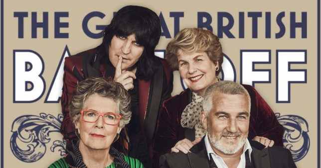 Bake Off faces axe because of coronavirus Pictures: Channel 4