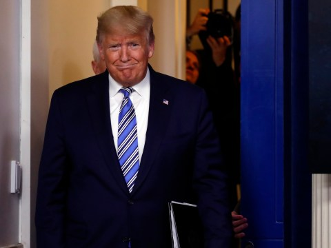 Donald Trump approval rating reaches all-time high amid coronavirus crisis