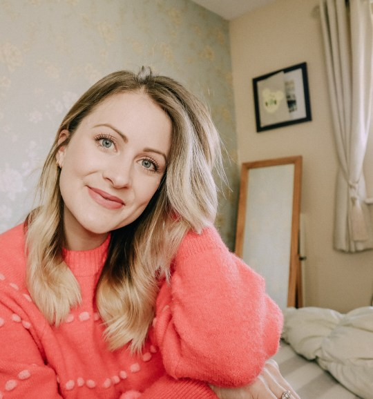 Lara Joanna Jarvis, 36, who saved ?25k in 2019 by doing the ?No Buy Year? challenge
