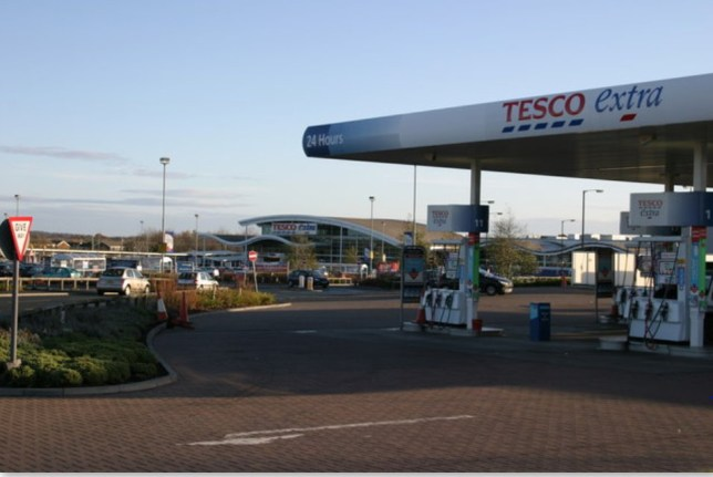 Man coughed in Tesco employee's face and spat Kingston Park, Newcastle
