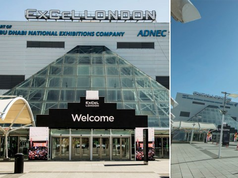 London's ExCel centre to become field hospital 'within days'