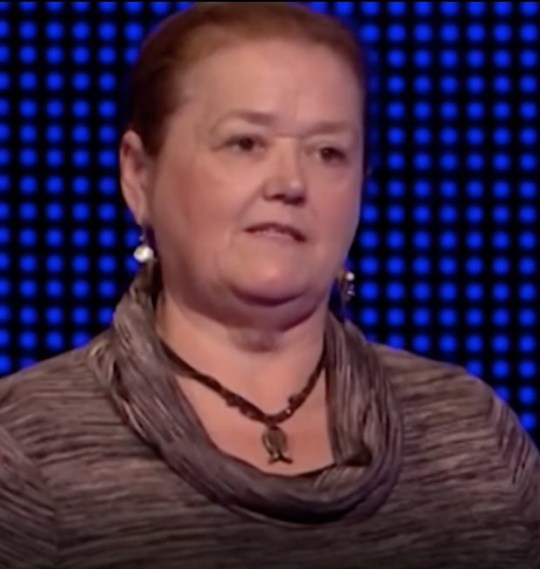 The Chase contestant could lose job as she discloses her secret profession to Bradley Walsh