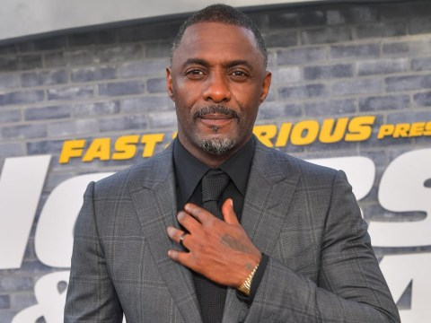 Idris Elba told he'll be 'immune' from coronavirus for a 'certain time' as he remains in quarantine