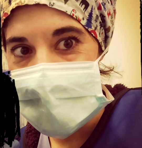 Pic Shows: Daniela Trezzi; A nurse who worked in an intensive care unit in the epicentre of the Italian coronavirus outbreak has reportedly taken her own life after contracting the disease and fearing she had spread it to others.