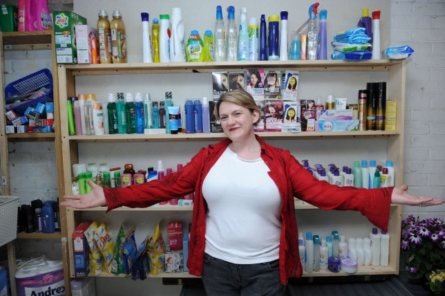 Jennifer Drew with the supplies she has built up )- A coupon queen has turned good Samaritan after she started giving away precious supplies to friends and family whove been unable to buy essentials because of coronavirus panic buyers. Jennifer Drew, 36, saves ?6,000 a year by hunting out bargain and coupon deals online. The mum-of-three from Ashby-de-la-Zouch, Leics, has accumulated so many products over the last few years that shes had to store them in a garden shed and spare room in her home. But at this time of need shes flung open the doors to her store cupboards and put together care packages for her nearest and dearest as well as the vulnerable in their hour of need. -SEE CATERS COPY
