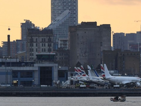 London City Airport suspends all flights from today amid coronavirus lockdown