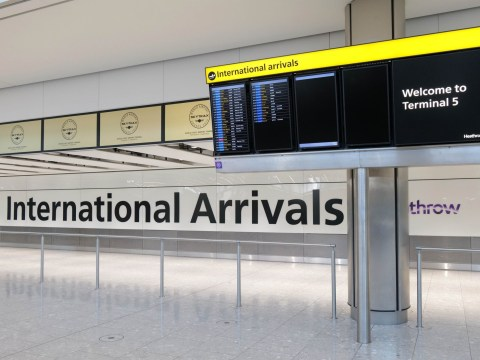 Planes still landing in UK from world's coronavirus hotspots despite lockdown
