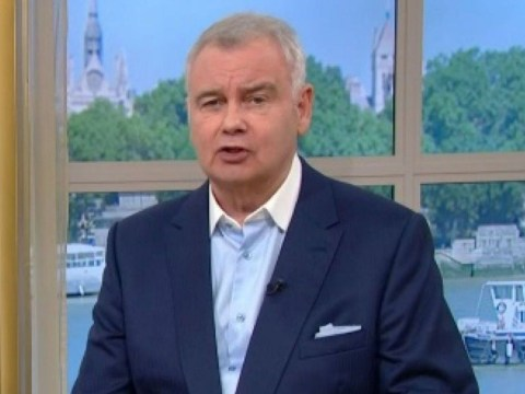 Eamonn Holmes hits back as he's slammed for not social distancing from wife Ruth Langsford on This Morning: 'You're wasting your time'