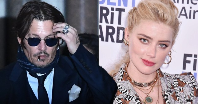 Amber Heard loses appeal to stop Johnny Depp's $50million lawsuit ...