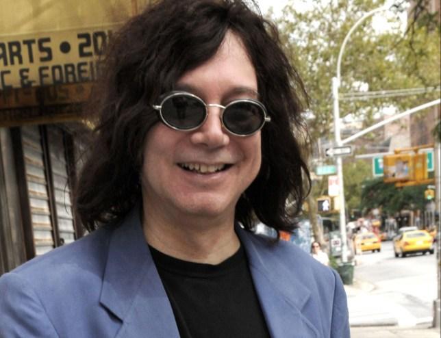 NEW YORK, U.S.A - SEPTEMBER 13: Alan Merrill in Greenwich Village, NYC on September 13, 2009 in New York, U.S.A.. (Photo by Neil H Kitson/Redferns)