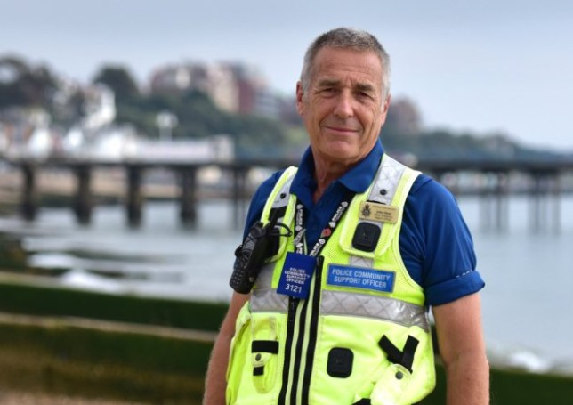 A retired police community support officer who was hailed a hero for rescuing four girls from the North Sea has died after contracting coronavirus. John Hood, 66, stayed in self-isolation for just over a week after falling ill until his condition worsened and he was admitted to Ipswich Hospital on March 20. Mr Hood of Felixstowe, Suffolk, who had diabetes and a heart condition died in the hospital last Tuesday.
