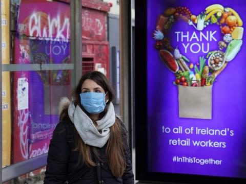Ireland sees biggest daily increase of coronavirus deaths