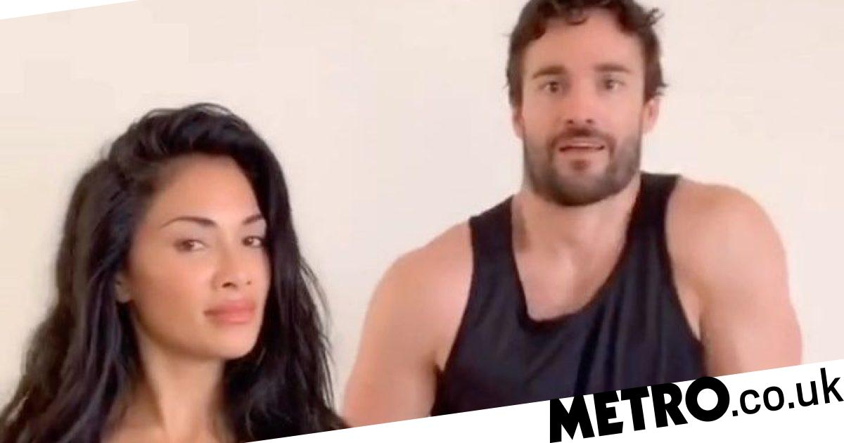 Nicole Scherzinger and Thom Evans join TikTok and smash it