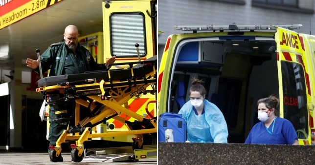 Health workers need clarity from ministers over what to do without PPE pics: Reuters