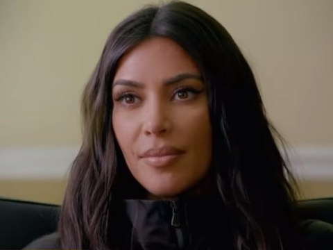 Kim Kardashian 'would kill to protect family' as she meets with prisoners in Justice Project documentary