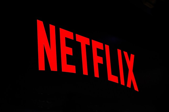Netflix logo exhibited during the Mobile World Congress, on February 28, 2019 in Barcelona, Spain. (Photo by Joan Cros/NurPhoto via Getty Images)