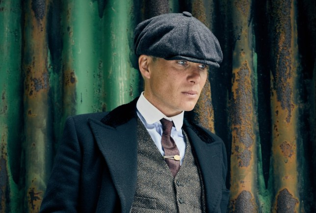 Cillian Murphy (Tommy Shelby) in series four of Peaky Blinders (BBC TWO) Photographer: Robert Viglasky | ? Caryn Mandabach Productions Ltd 2017 Production credit: A Caryn Mandabach and Tiger Aspect Production