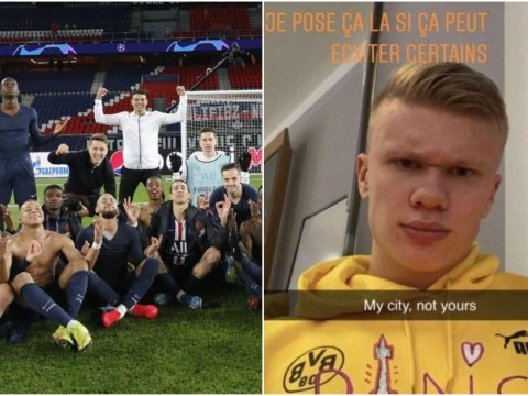 Why Neymar and PSG's players mocked Erling Haaland after their Champions League win