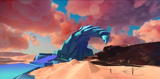 Paper Beast screenshot