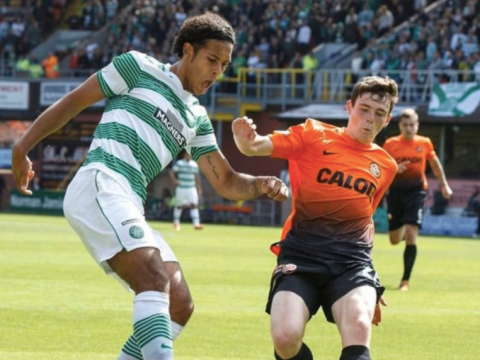 Andy Robertson jokes he had Virgil van Dijk in his 'pocket' all game when they faced each other
