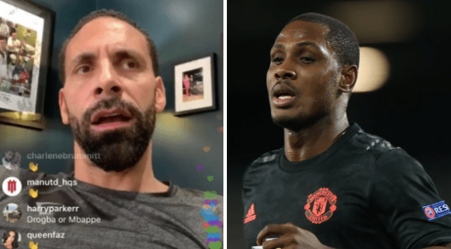 Rio Ferdinand says Odion Ighalo has earned a permanent move to Manchester United