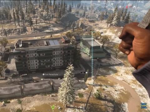 Call Of Duty: Modern Warfare battle royale gameplay video leaked