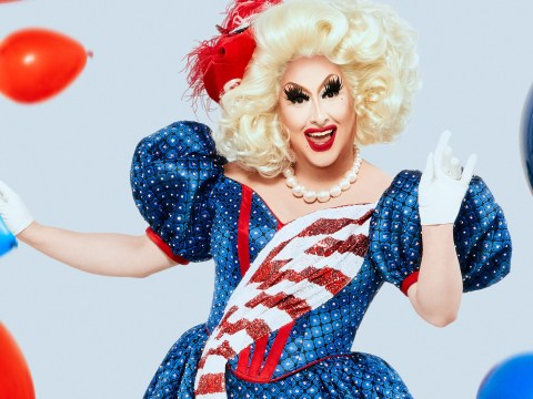 RuPaul's Drag Race season 12 star Sherry Pie apologises for catfishing actors to perform sex acts