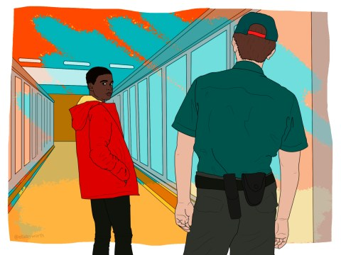 11-year-old boy is followed around M&S by security – why are black people constantly targeted?