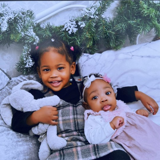 Tayshan's kids