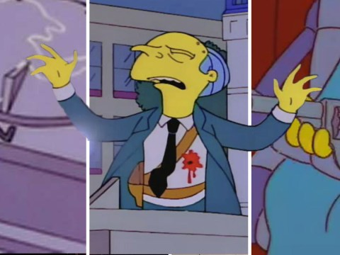 Disney Plus UK: The Simpsons officially went down hill from 'Who Shot Mr. Burns?' and never recovered