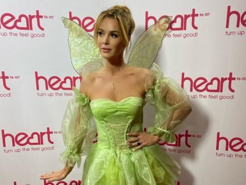 Amanda Holden leads World Book Day celebrations as she rocks Tinkerbell costume