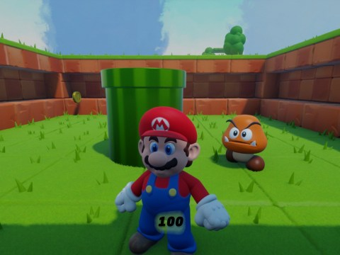 Nintendo forces Sony to remove Super Mario from Dreams