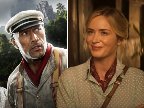 Dwayne Johnson and Emily Blunt make the greatest team in new trailer for Disney's Jungle Cruise