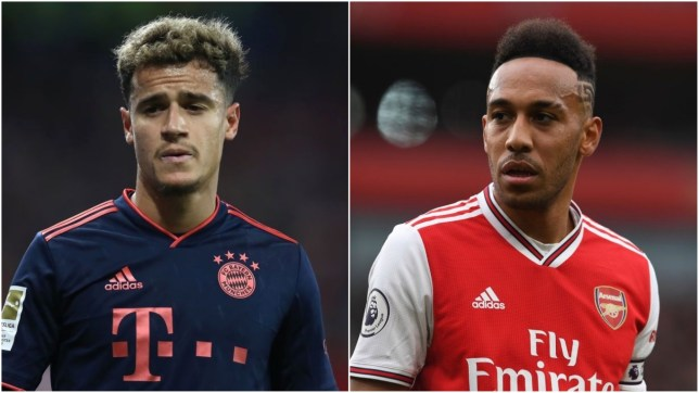 Emile Heskey has advised Liverpool against signing Philippe Coutinho and Pierre-Emerick Aubameyang