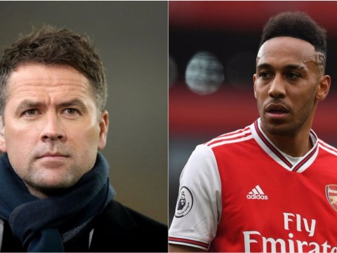 Michael Owen backs two Arsenal youngsters to emulate Pierre-Emerick Aubameyang