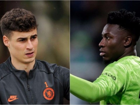 Ajax goalkeeper Andre Onana keen on Chelsea transfer – even if flop Kepa Arrizabalaga stays