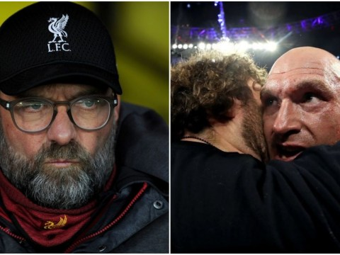 Tyson Fury beating Deontay Wilder inspired Watford to end Liverpool's unbeaten Premier League record, says Troy Deeney