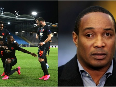 Paul Ince makes bizarre claim about Odion Ighalo's Europa League wondergoal for Man Utd v LASK