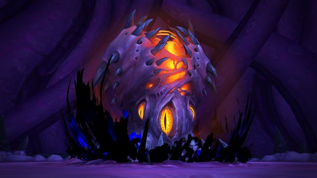 World of Warcraft N'Zoth