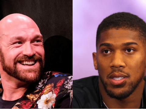 Tyson Fury's promoter Frank Warren says Anthony Joshua unification fight 'has to happen' this year