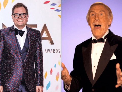 Alan Carr set to pay tribute to legendary Sir Bruce Forsyth in new ITV Epic Gameshow