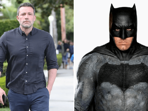 Ben Affleck 'lost passion' for Batman role after fans were left 'disappointed' by Justice League